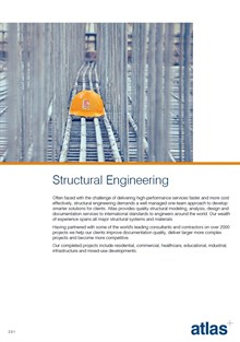 23 Structural Engineering CV